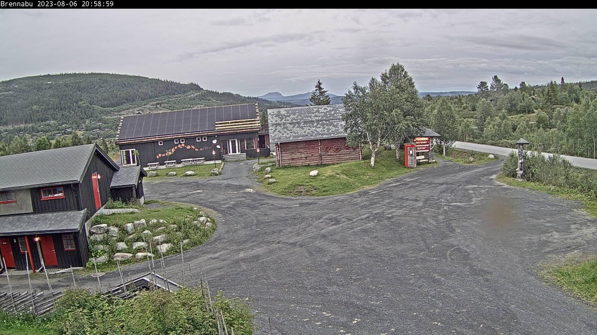 Webcam Vaset, Vestre Slidre, Oppland, Norwegen